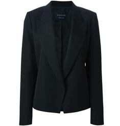 Lanvin draped blazer