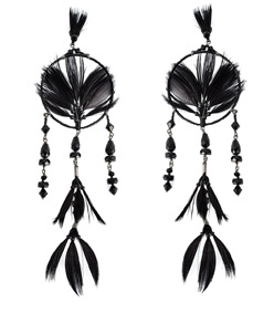 Valentino Garavani Dream catchers earrings