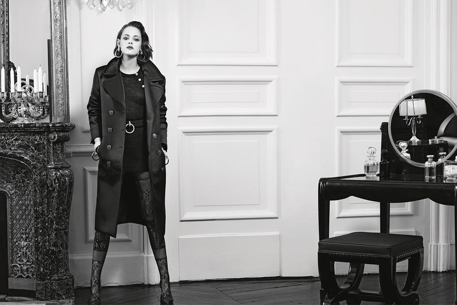 Kirsten Stewart for Chanel