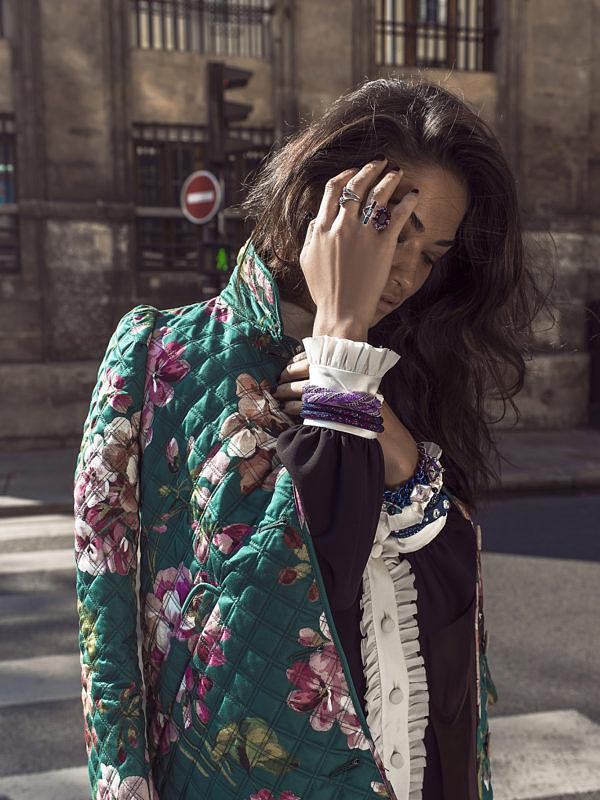 Shanina Shaik|Margaret Zhang