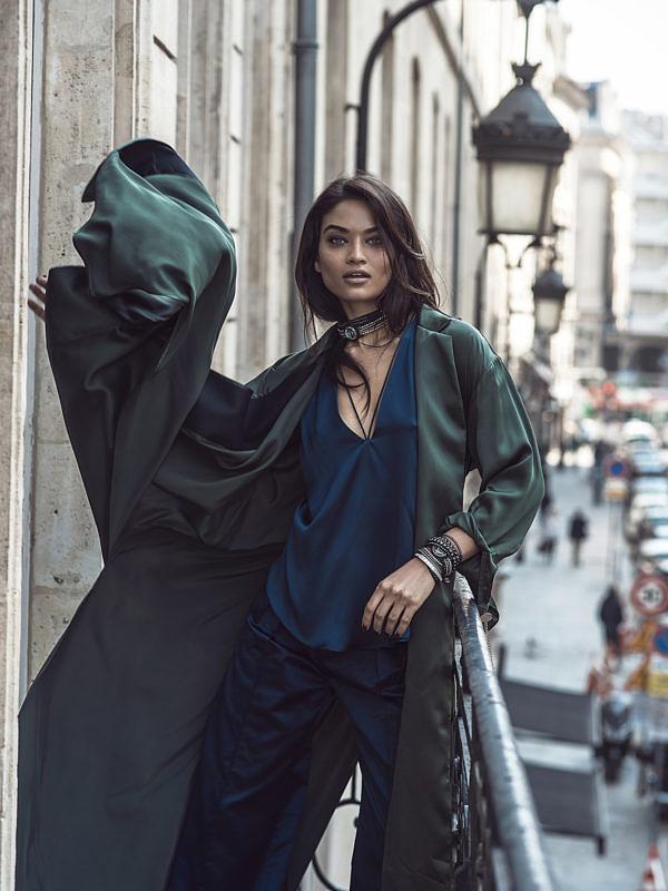 Blooming Paris - Shanina Shaik | Margaret Zhang