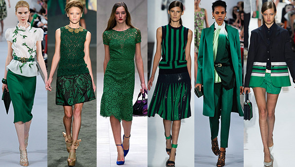 Emerald Color Spring 2013