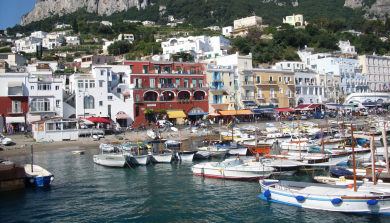 From Capri with Love | Main