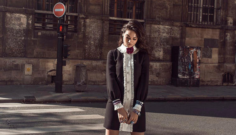 Blooming Paris - Shanina Shaik