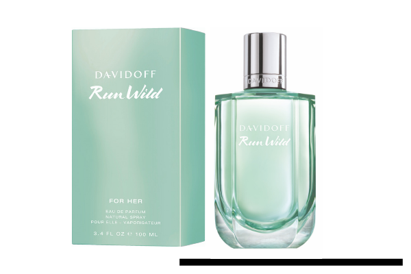RUN WILD FOR HER // DAVIDOFF