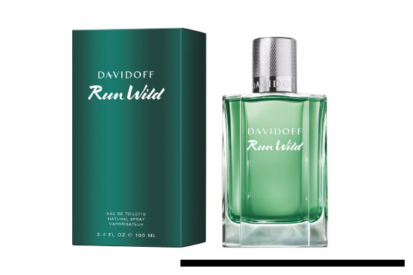 RUN WILD FOR HIM // DAVIDOFF