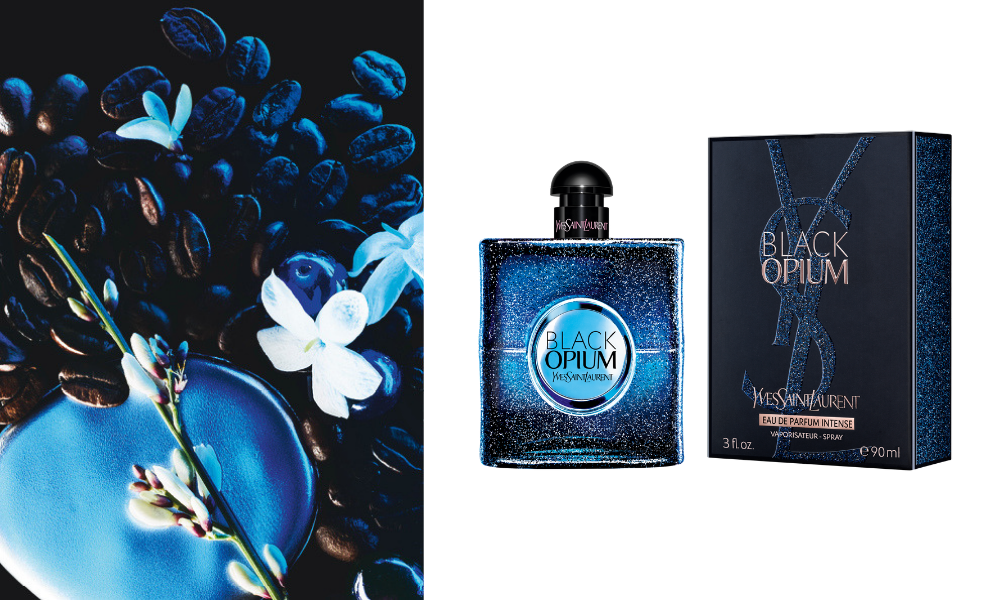 BLACK OPIUM INTENSE EAU DE PARFUM + INGREDIENTS