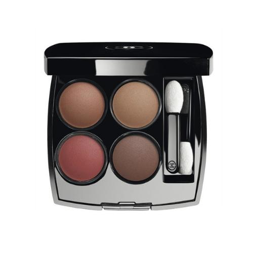 Les 4 Ombres Eye shadow palette - Candeur et Expérience // LE ROUGE COLLECTION No.1