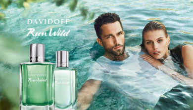 Run Wild fragrances // Davidoff Parfumes // Ad Campaign 2019