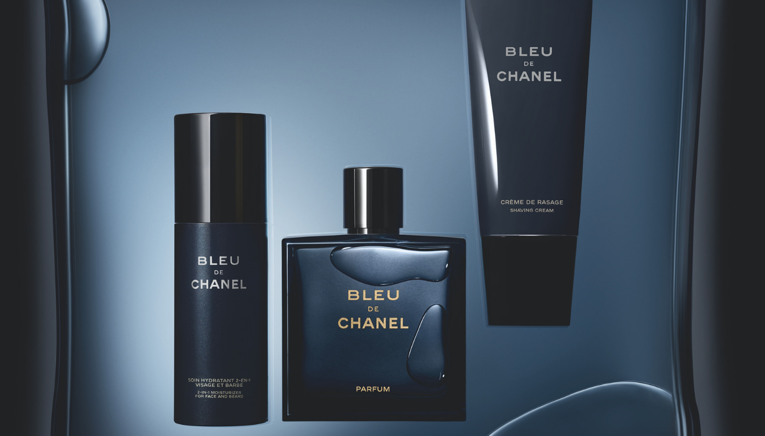 Bleu de Chanel Shaving Essentials