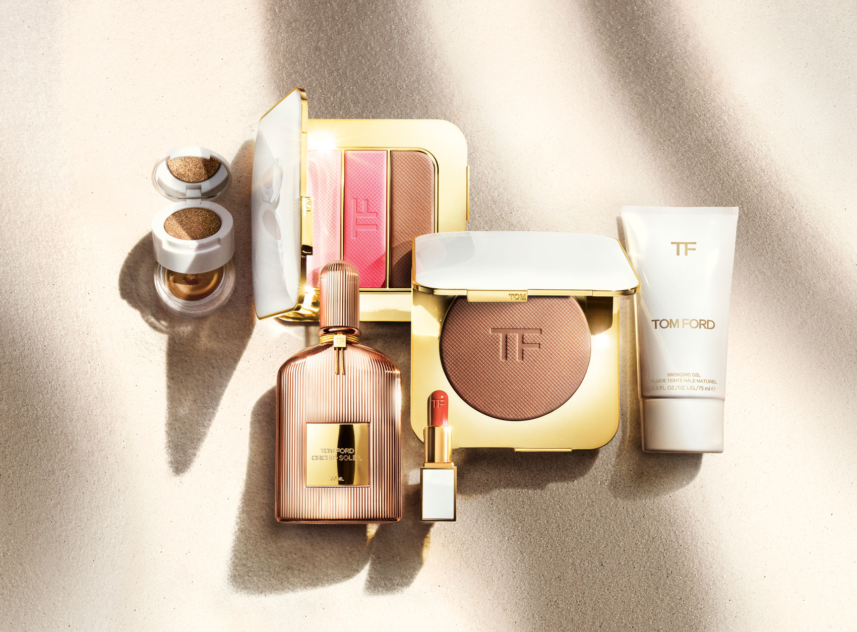 Tom Ford Soleil Collection // Summer 2017
