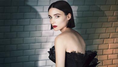 Rooney Mara x Givenchy L'Interdit Eau de Toilette 2019