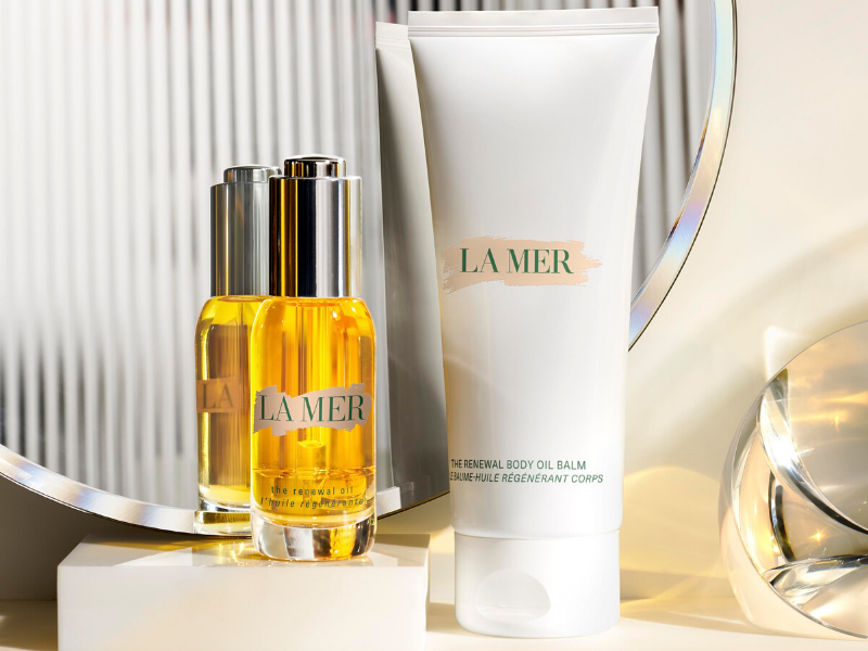 La Mer The New Renewal Body Oil Balm